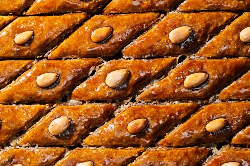 This new Azerbaijani bakery offers stories as good as its pastries