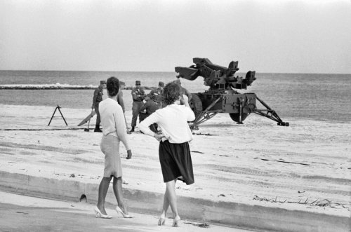 From former Soviet archives, chilling new details of the Cuban missile crisis
