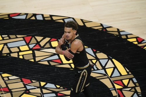 Trae Young pushed and shushed his way to NBA stardom. He's not done yet.