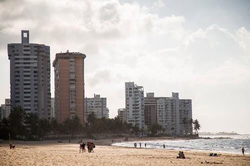 PUERTO RICO - cover