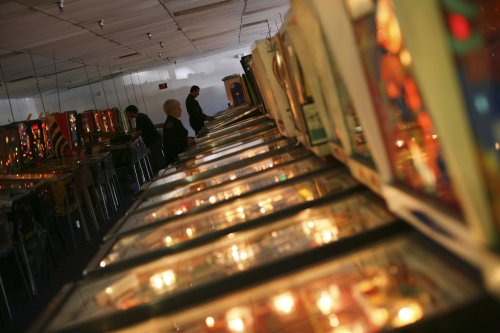 Could GoFundMe campaigns save our cultural collections? Las Vegas's Pinball Hall of Fame is banking on it.