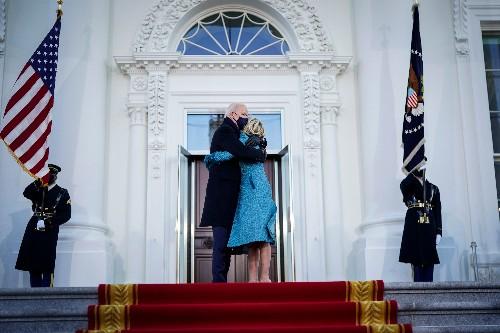 Photos: Scenes from Joe Biden's inauguration