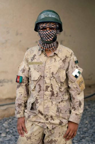 'The voices of U.S. troops': Portraits of Afghan interpreters