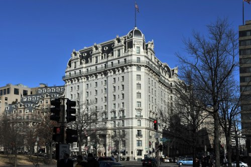 Ahead of Jan. 6, Willard hotel in downtown D.C. was a Trump team 'command center' for effort to deny Biden the presidency
