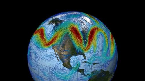 Arctic climate change may not be making winter jet stream weird after all
