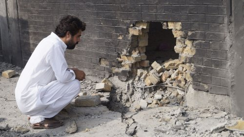 Imran Khan: Don't blame Pakistan for the outcome of the war in Afghanistan