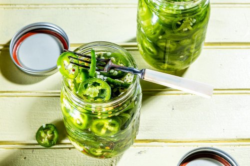 Homemade quick-pickled jalapeños are so easy to make. Here's how.