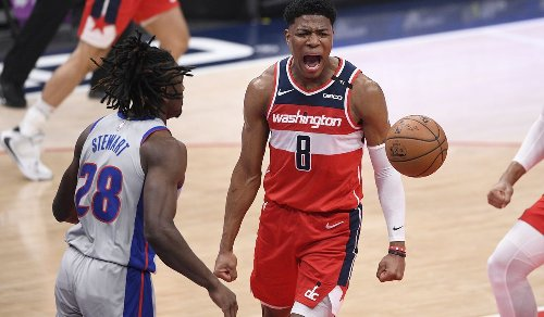 Hachimura, with the help of Westbrook, becoming 'force' on offensive end