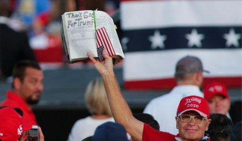 'God Bless the USA Bible' creates 'toxic mix,' say critics who call it a 'Trump Bible'