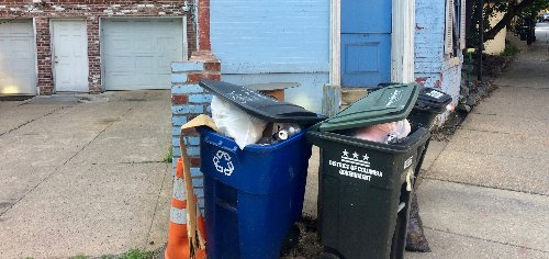 City budget season brings new waste initiatives in DC, Baltimore, elsewhere