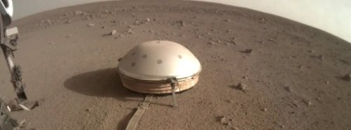 InSight reveals surprising seismicity on Mars in its first continuous year of data