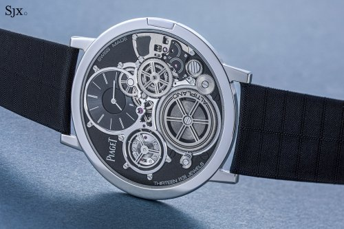 In-Depth: The Audacity of Piaget's Altiplano Ultimate Concept | SJX Watches