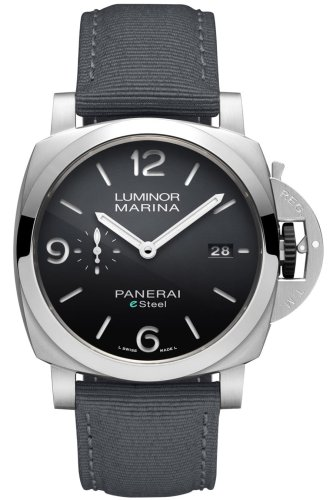 Panerai: Luminor Marina eSteel | Watches & Wonders 2021