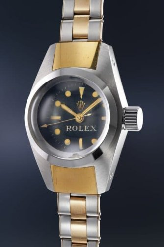 Auktionshighlight: eine Rolex Deep Sea Special wird versteigert