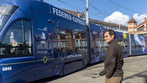 Basel hat jetzt ein Federer-Drämmli