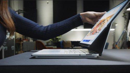 Microsoft hat den merkwürdigsten Laptop gebaut, den du je gesehen hast