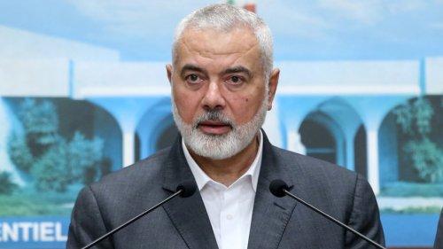Ismail Hanija als Hamas-Chef bestätigt
