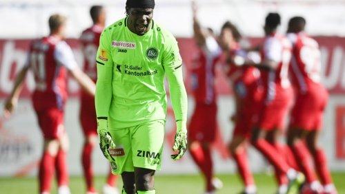 Sion reisst den FC St.Gallen mit einem Auswärtssieg im Direktduell in den Abstiegsstrudel
