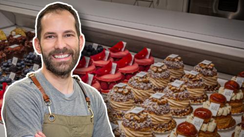 Le meilleur pâtissier du monde est suisse (et fait de la pâtisserie française)