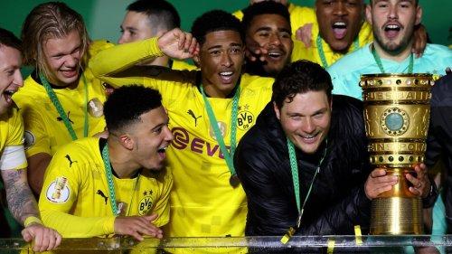 Nach dem Pokalerfolg: Borussia Dortmund steht vor dem Trainer-Dilemma und der Sancho-Frage