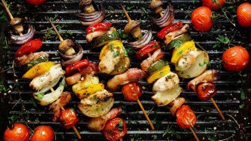 Weil die Grillsaison bald startet: 17 tolle vegetarische und vegane Rezepte vom Rost