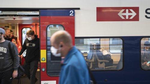 Blitzschlag legt S-Bahn-Linien in Zürich lahm