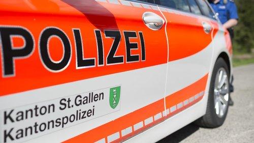 Polizei findet in St.Gallen Einbrecher im Kleiderschrank