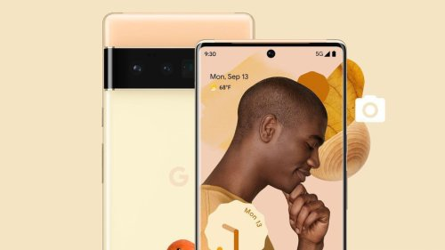 Darum ist das Pixel 6 das spannendste Google-Phone seit vielen Jahren