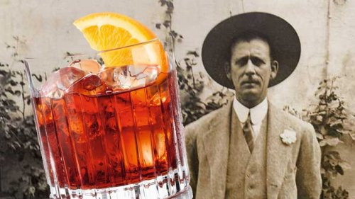 100 Jahre Negroni – alles über den Kult-Cocktail aus Italien