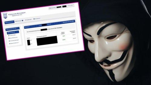 Anonymous verpasst Querdenkern erneut einen Schlag