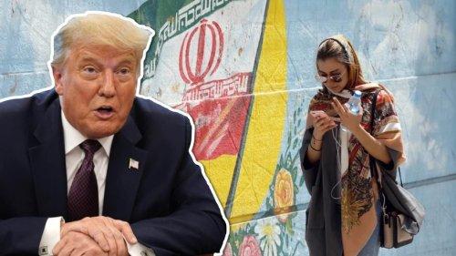 Donald Trumps Fehler im Iran rächen sich jetzt