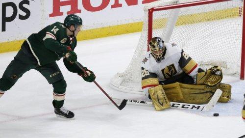 NHL: Kevin Fiala steht vor dem Aus in den Playoffs