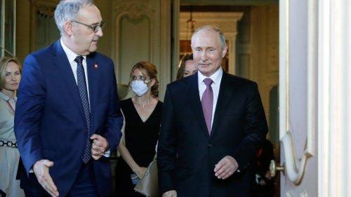 Putin ist zufrieden mit dem Gipfel in Genf – russische Oppositionelle nicht so sehr