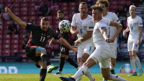 UEFA Euro 2020: Kroatien und Tschechien trennen sich nach müdem Kick 1:1