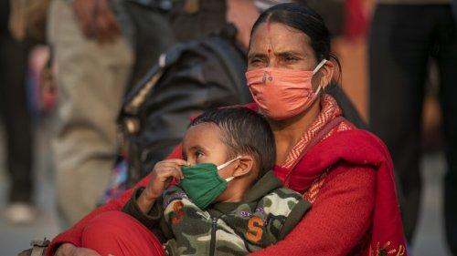 Nepal in der Corona-Krise: Fast jeder zweite positiv