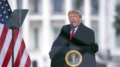 So sieht der wahre Staatsstreich von Donald Trump aus