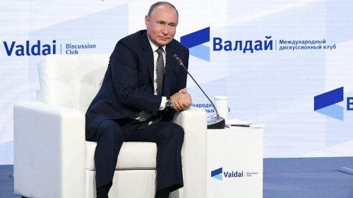Erst gedroht, dann gelobt: Putin gratuliert Nobelpreisträger