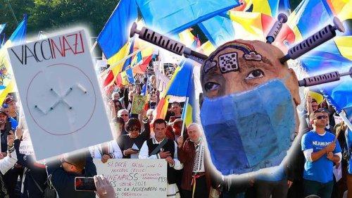 Warum Rumänien und Bulgarien gerade die höchsten Covid-Todeszahlen beklagen