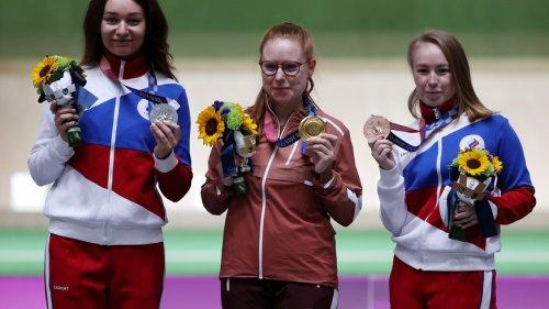 Gold für die Schweiz! Nina Nina Christen holt Gold im Dreistellungskampf