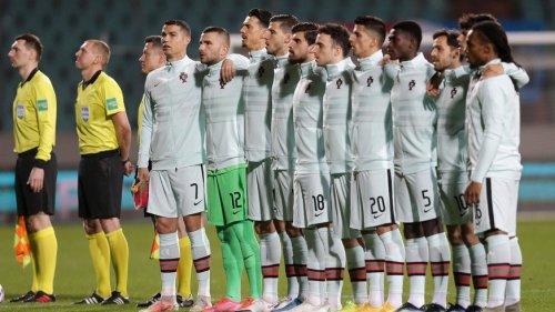 So sieht der Kader von Portugal für die Euro 2020 im Jahr 2021 aus