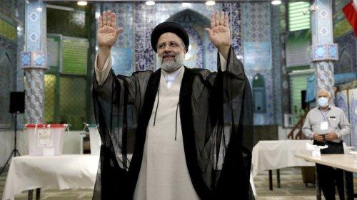 Ebrahim Raeissi gewinnt Präsidentenwahl im Iran