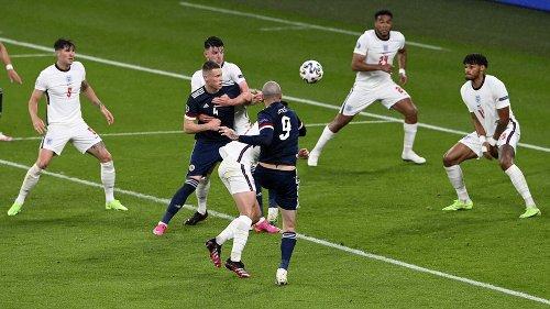 UEFA Euro 2020: Schottland erkämpft sich gegen England ein 0:0