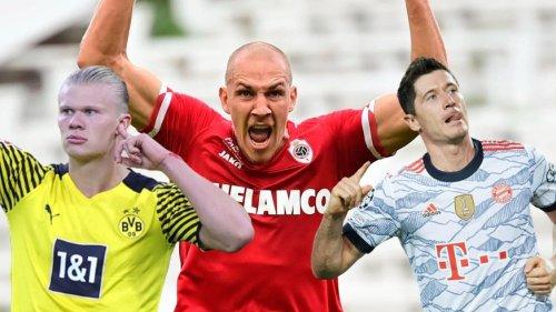Michi Frey, der Schweizer Stürmer, der gerade öfters trifft als Lewandowski und Haaland
