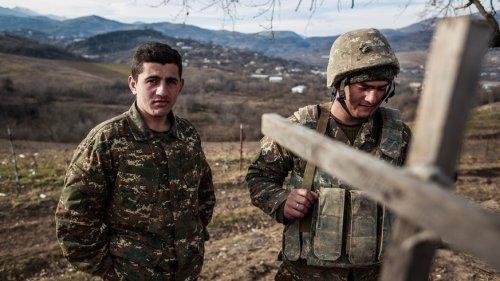 Mehrere Tote an armenisch-aserbaidschanischer Grenze