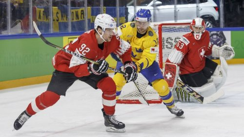 Der komplette Spielplan der Eishockey-WM 2021 in Riga