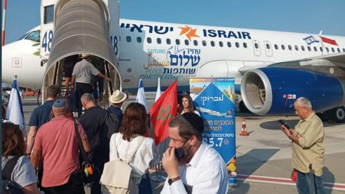 Israelische Fluglinien nehmen Direktflüge nach Marokko auf