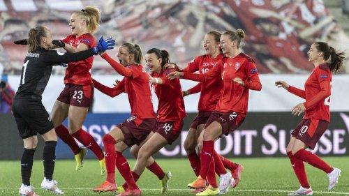 Das Schweizer Frauen-Nationalteam startet in die WM-Qualifikation