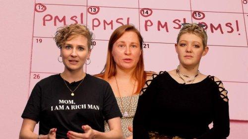 Einmal im Monat PMS? – Diese Frauen schildern ihr Leiden vor der Periode