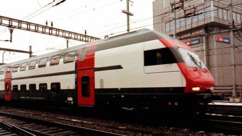 Zweistündiger Streckenunterbruch zwischen Rotkreuz ZG und Luzern