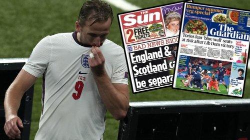«Ohne Harry Kane, kein Titel für England» – die Stimmen nach dem 0:0 gegen Schottland
